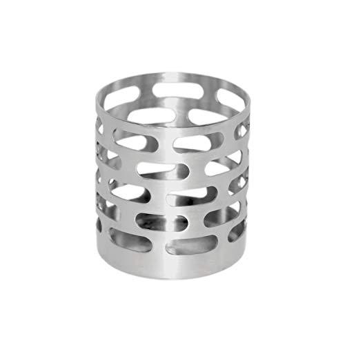 (Mod18 Steelworks SB-60 Sugar Stick Holder, Brushed)
