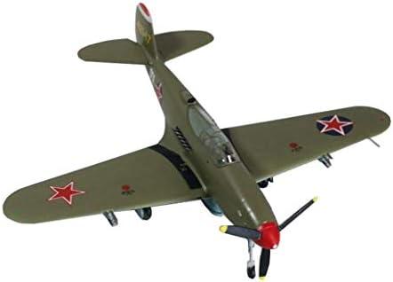 1/72スケール戦闘機プラモデル、軍P-39戦闘機モデル、アダルトグッズやギフト、5.8Inch X5inch