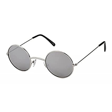 Round Lennon 400 Sonnenbrille Glasses John Getönt Uv Style Metall wk8PX0ONn