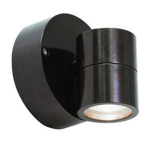 KO Marine Grade Wet Location Spotlight - Bronze Finish - Clear Glass Shade
