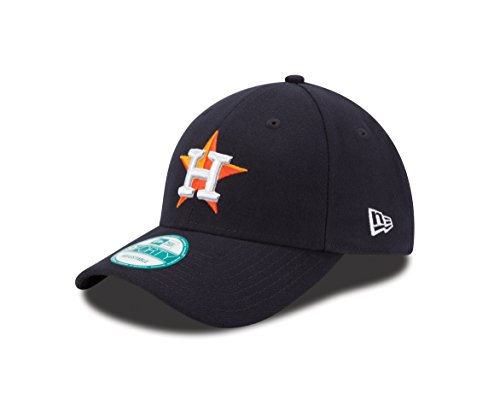 New Era MLB The League Houston Astros Home 9Forty Adjustable Cap