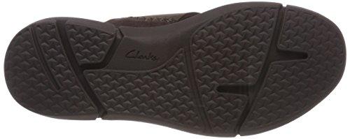 Clarks Herre Trisand Pasning Sandalen Brun (brun Nubuck) S6Tb2