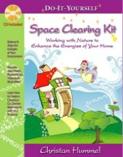 Do-It-Yourself Space Clearing Kit: Working with Nature to Enhance the Energies of Your Home by Brand: One Source Publications