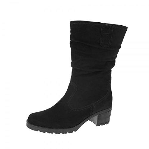 Gabor Women Boots black, (schwarz (Mel.)) - Women Gabor Boots