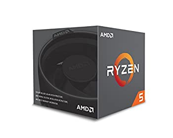 Amd Ryzen 5 2600 Processor With Wraith Stealth Cooler - Yd2600bbafbox 1