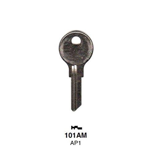 KABA ILCO AP1-101AM Key Blank/Steelcase File Cabinet by Kaba Ilco