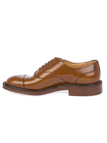 LANCASTERPOLISHEDSANDALWOOD Stringate CHURCH'S Pelle Marrone Uomo 1zWEw7