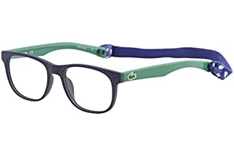 595b294fbc Eyeglasses LACOSTE L 3621 424 MATTE BLUE at Amazon Men s Clothing store