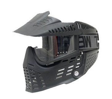 Full Protection Mask - Clear Lens