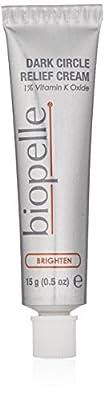 Biopelle Dark Circle Relief Eye Cream with Vitamin K