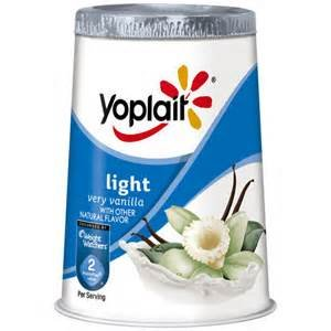 YOPLAIT YOGURT LIGHT VERY VANILLA ORIGINAL 6 OZ PACK OF 8