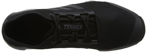 adidas Terrex Climacool Voyager, Scarpe da Arrampicata Basse Uomo Nero (Carbon/Cblack Carbon/Cblack/Carbon)