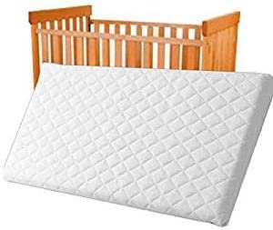 Mamas /& Papas 140cm x 70cm x 10cm Argos etc Mothercare Brillars Baby Toddler Thick Travel Cot Bed Mattress Fully Breathable /& Quilted Waterproof Cover Nursery All Sizes FIT Most GRACO