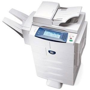 Workcentre 4150, 45PPM Copier/printer/e-mail, Fax, Finisher, Dadf, Duplex, 4 X 5