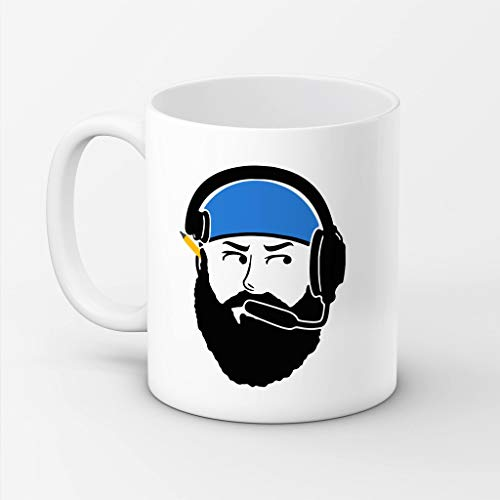 SAYOMEN - Matt Patricia - Lions Head Coach MUG 15oz - Birthday Gift, Father's Day Mug, Wedding Mug, Christmas Gift, Funny Mug, Ceramic Coffee Mug, Gift for Her, Man, Dad.