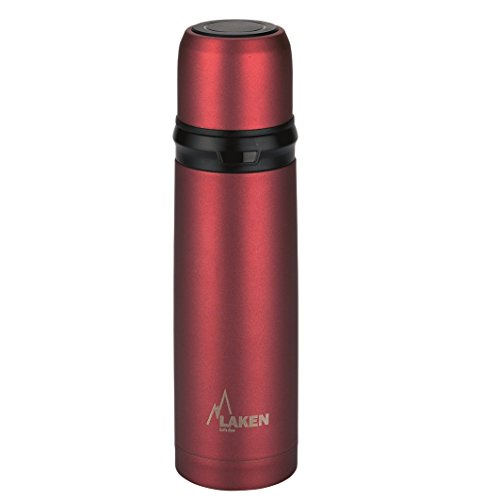 Laken Thermo Vacuum Insulated Stainless Steel Flask