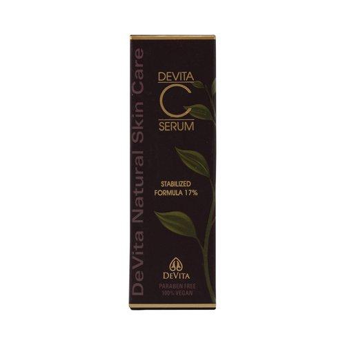 Devita Natural Skin Care C Serum 1 Oz