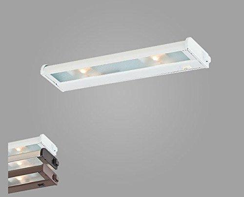 New Counter Attack Two Light Xenon Under Cabinet Light Finish: White