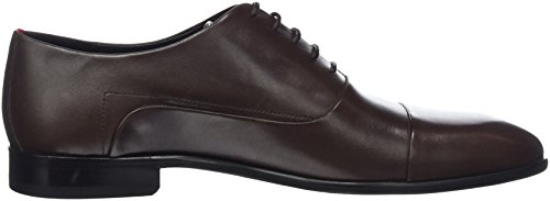 Appeal Marrone Scarpe Oxford Hugo Dark 202 Stringate Brown ltct Uomo oxfr dRRwx6