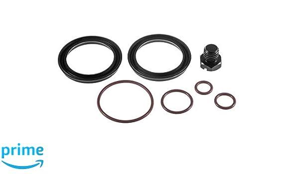 Fuel Filter Seal Rebuild Kit Fit 2001-2013 6.6L Duramax Fuel Filter Primer