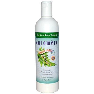 Auromere Ayurvedic Shampoo Aloe Vera Neem - 16 fl oz - Auromere Shampoo Aloe