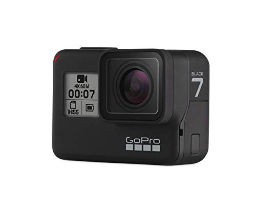 GoPro HERO7 Black — Waterproof Digital Action Camera with Touch...