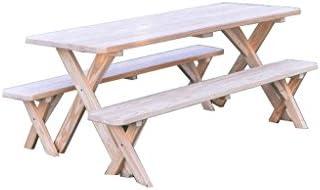 Prime Amazon Com Furniture Barn Usa Pressure Treated Pine 6 Foot Beatyapartments Chair Design Images Beatyapartmentscom