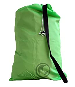 Medium Laundry Bag With Drawstring Shoulder