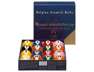 Aramith Super TV Pro Cup Ball Set