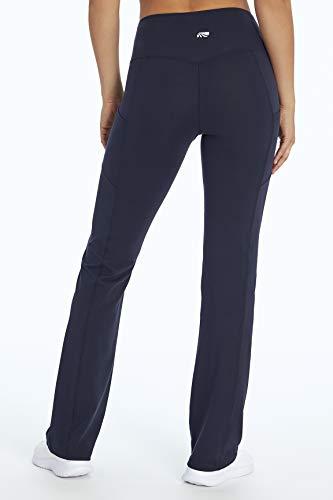 Marika Eclipse Tummy Control Bootleg Legging, Midnight Blue, Medium