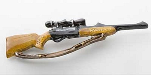 Creative Pewter Designs, Pewter Bolt-Action Rifle