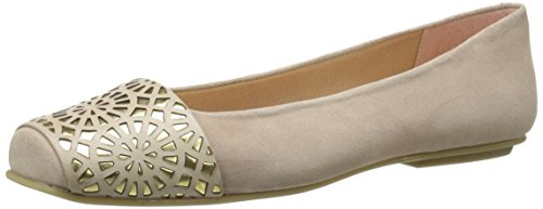 Taupe Fs Ny Ballet French Flat Reign Sole Women's x8wOBHqZ0