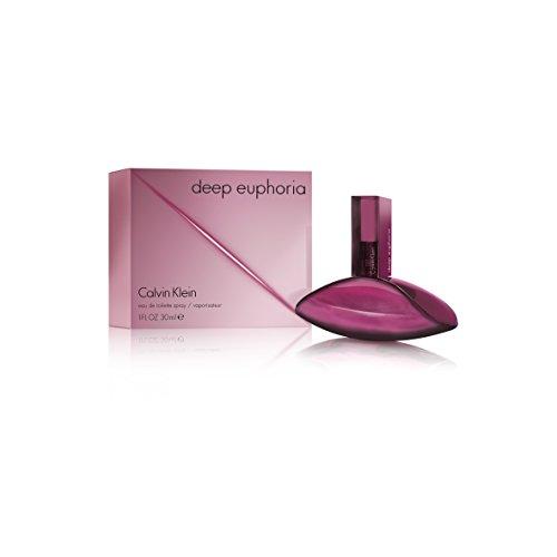Calvin Klein Deep Euphoria Eau De Toilette Perfume, 1 (By Calvin Klein Euphoria For Women)
