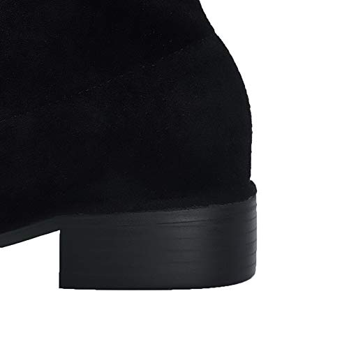 Compensées Femme Noir Balamasa Sandales Abm12889 EqSOOT