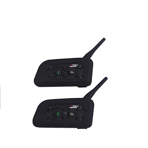 Toprui Bluetooth Intercom Communication Technical, Ear hook
