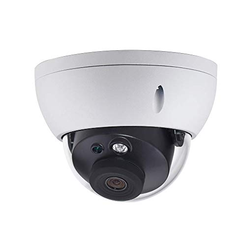 6MP Security Poe IP Camera Dome, IP-HDBW4631R-S, CCTV Surveillance System Camera Outdoor, Onvif, WDR, Weatherproof, Vandal-Proof, Motion Detect