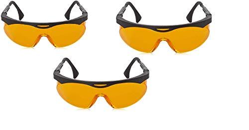 Uvex Skyper Blue Light Blocking Computer Glasses (3 Pairs) ()