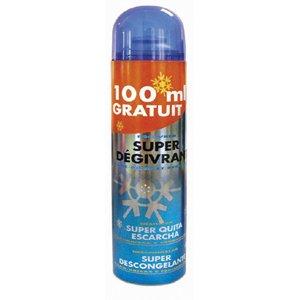 Superclean 020043 Dé givrant Aé rosol Super Clean, 500 ml