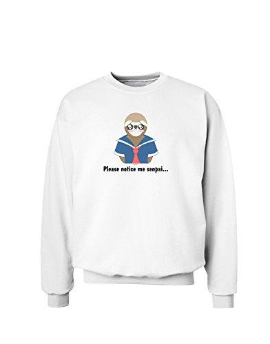 Tooloud Sailor Sloth Sweatshirt - Sloth Sweater
