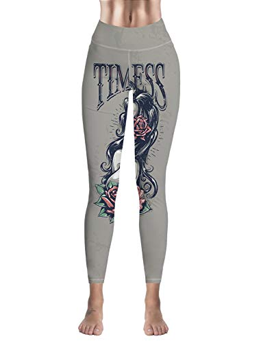 (Custom Women Legging Halloween Theme High Waist Leggings Tights Yoga Pants)