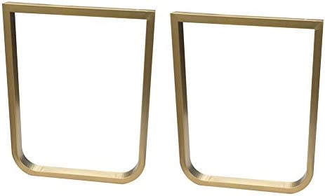 Patas para muebles Pies de mesa de tubo cuadrado Decory rústico ...