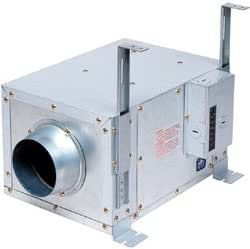 Panasonic fv-10nlf1 whisperline 120 CFM ventilador en línea, cm ...