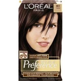 recital preference coloration m1 marron profond for multi item order extra postage cost - Coloration Preference