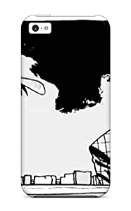 Iphone 5c Case Cover Skin : Premium High Quality The Walking Dead Case