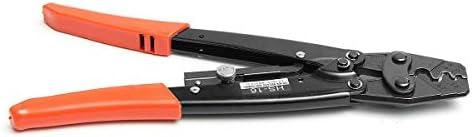 ZYL-YL ワイヤークリンパー端子リンクアイプライヤーツールの1.25から16ミリメートル50アンプ2プラグケーブル圧着工具