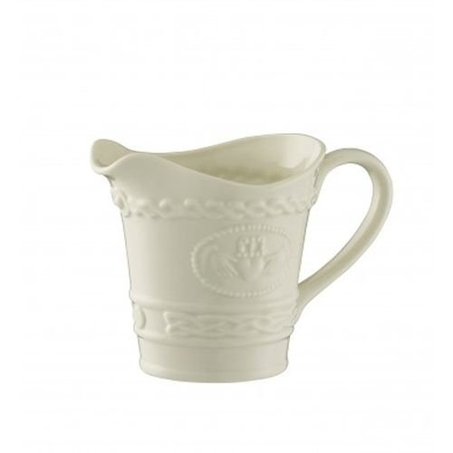 Belleek Claddagh Cream/Condiment Jug