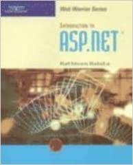 Book Introduction to ASP.NET