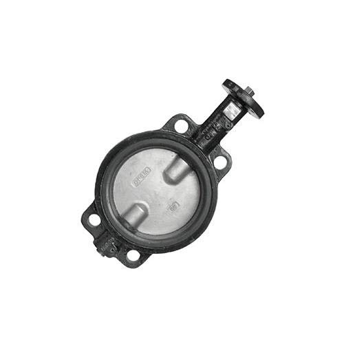 Jomar 900-02DSVL, 2'' Butterfly Valve, Epoxy-Coated Ductile Iron Body (Pack of 2 pcs)