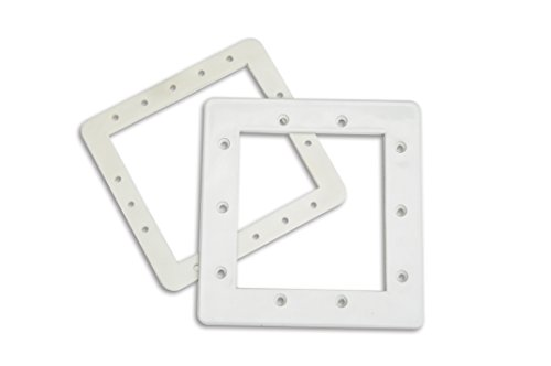 (Swimline Standard Skimmer Butterfly Gasket Face Plate Replacement Set)