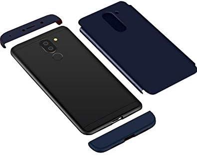online store 44b86 225a2 GKK for Huawei GR5 2017 Honor 6X Phone 360 Degree Case 3 in 1 Full ...